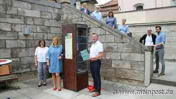Ochsenfurt: Ein offener Bücherschrank mitten in der Altstadt - Main-Post