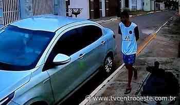 Ladrão de Pontes e Lacerda rouba celular, ameaça vítima e acaba preso em Cáceres – TV Centro Oeste - Tv Centro Oeste