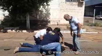 Ex-Policial Militar preso em Pontes e Lacerda serra grade e foge da Cadeia Pública de Leverger – TV Centro Oeste - Tv Centro Oeste