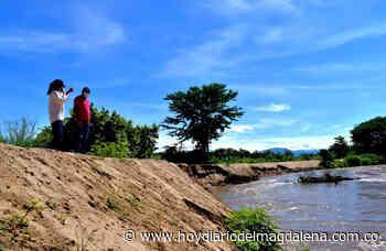 Piden revisión de puntos críticos en obras sobre el río Ariguaní - Hoy Diario del Magdalena