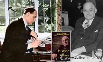 Author gives a glimpse into the life of Sir Arthur Bryant using newly discovered letters
