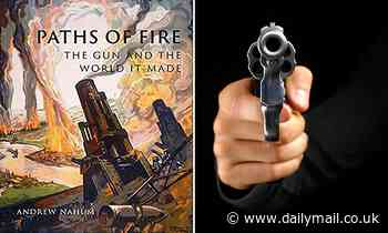 How guns for peace backfired! Author explores the stories behind the innovators of modern weapons