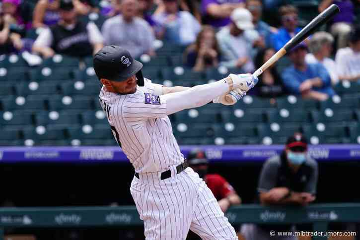 Athletics Unlikely To Pursue Trevor Story
