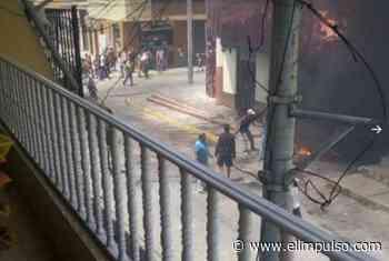 ▷ Fuertes protestas se registran este sábado en Chivacoa #26Sep - El Impulso