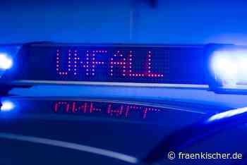 Burgstall: +++ Verkehrsunfall auf der Umleitungsstrecke der B 25 DKB-Schopfloch +++ - fränkischer.de
