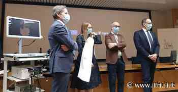 Al Cro di Aviano un fibrolaringoscopio in nome di Sara - Il Friuli