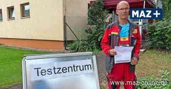 Corona-Schnelltest: In Bad Belzig bleiben zwei Stationen vorerst in Betrieb - Märkische Allgemeine Zeitung