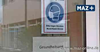 Bad Belzig: Corona-Krisenstab des Landkreises bleibt in Alarmbereitschaft - Märkische Allgemeine Zeitung