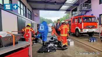 ABC-Alarm in Krombach: Gelbe Gaswolke über Kreuztal - Westfalenpost