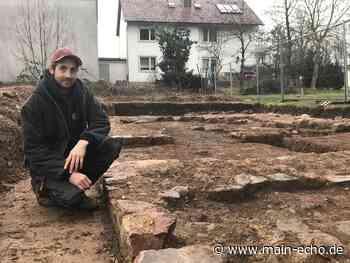 Sensationeller Fund aus Römerzeiten in Obernburg - Archäologen haben wohl Tempel freigelegt - Main-Echo