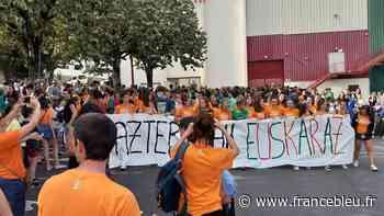 Fin de l'occupation du collège Amikuze à Saint Palais pour passer le brevet en basque - France Bleu