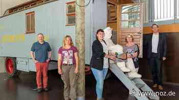 Forscherbauwagen für das Emsland Moormuseum in Geeste - NOZ