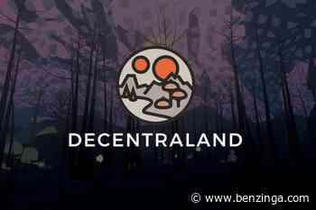 How to Buy Decentraland Tokens (MANA) • Benzinga Crypto - Benzinga