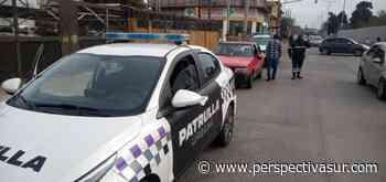 Agentes de la Patrulla Urbana Quilmes detuvieron a 3 sujetos tras una salidera bancaria - Perspectiva Sur