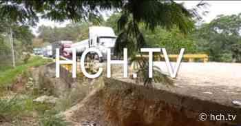 Autoridades de Olancho exigen al gobierno que repare el puente Galeras en Juticalpa - hch.tv