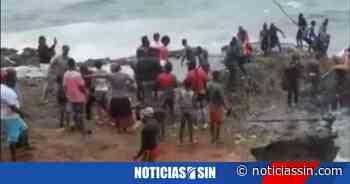 Reportan naufragio frente a las costas de Las Galeras en Samaná - Noticias SIN - Servicios Informativos Nacionales