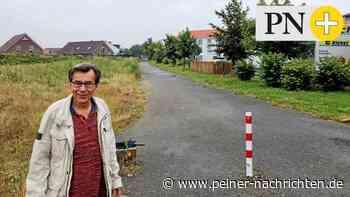 Bernd Hauck von den Grünen hört in Lengede auf - Peiner Nachrichten