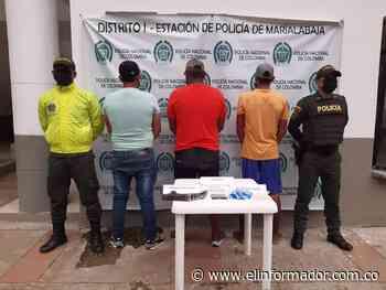 Ofensiva contra el microtráfico deja tres capturados en Mahates, Bolívar - El Informador - Santa Marta