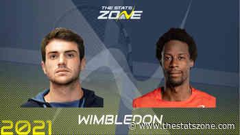 2021 Wimbledon Championships Second Round – Pedro Martinez vs Gael Monfils Preview & Prediction - The Stats Zone