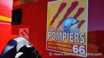 Trois blessés et onze personnes déplacés à Port-Vendres après un incendie - EBENE MAGAZINE