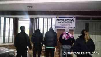 Intentaban robar una tortuga en la Granja La Esmeralda y fueron detenidos - Telefe Santa Fe