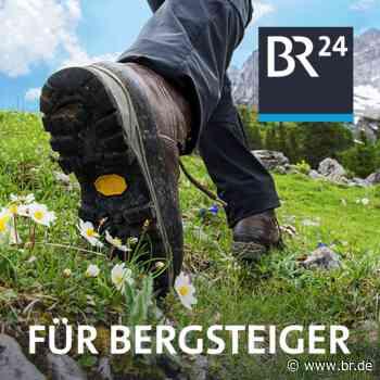 Mit Nordic Walking in den Frühling bei Oberstdorf - BR24 für Bergsteiger - BR24