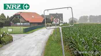 Isselburg: Schilderdiebe schlagen erneut in Heelden zu - NRZ News
