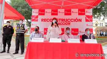 Piura: ARCC entrega planes de drenaje pluvial para Sullana-Bellavista y Talara - LaRepública.pe