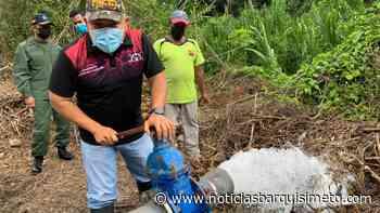 20 mil habitantes en Cabudare vuelven a tener agua - Noticias Barquisimeto