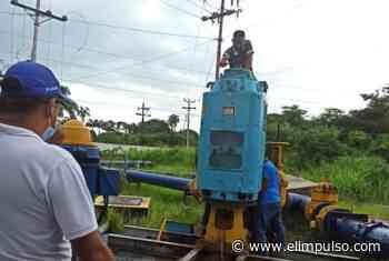 ▷ #VIDEO Estación Carabalí comenzó a enviar agua a Cabudare #20Jun - El Impulso