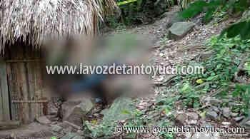 29/06/2021 Localizan a hombre sin vida en Tantoyuca - La Voz De Tantoyuca