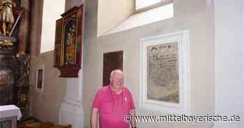 Die Kirche ist ein Schatz in Hohenfels - Region Neumarkt - Nachrichten - Mittelbayerische