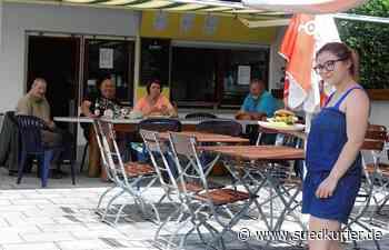 Hohenfels: Das Naturbad Hohenfels in Kalkofen ist wieder geöffnet – und auch die Betreiber des Kiosk freuen sich auf Gäste - SÜDKURIER Online