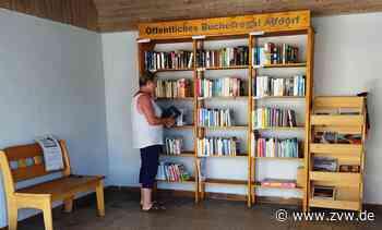 Lesestoff für jeden Geschmack im Alfdorfer Bücherregal - Alfdorf - Zeitungsverlag Waiblingen - Zeitungsverlag Waiblingen