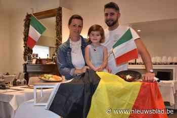 """Chef Salvatore steunt de Italianen: """"Het dak ging er zaterdag helemaal af in de keuken"""""""