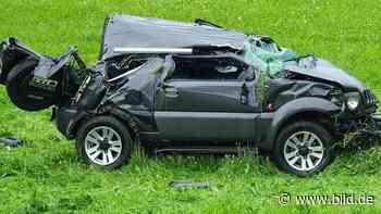 Schlimmer Unfall in Kall: Beifahrer (18) stirbt auf dem Schulweg - BILD