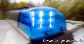 Oberursel: Unfallverursacher macht sich zu Fuß aus dem Staub - Usinger Anzeiger
