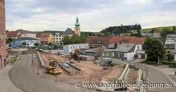 Gemeinderat Illingen beschäftigte sich unter anderem mit ehemaligen Höll-Gelände - Saarbrücker Zeitung