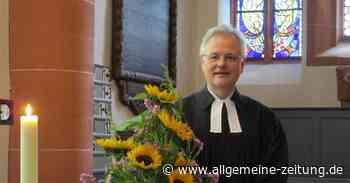 Neuer Pfarrer für Armsheim und Bornheim - Allgemeine Zeitung