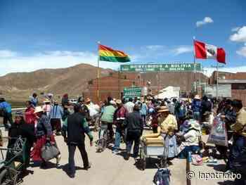En el sector del Desaguadero existen 30 ingresos de contrabando - Periódico La Patria (Oruro - Bolivia)