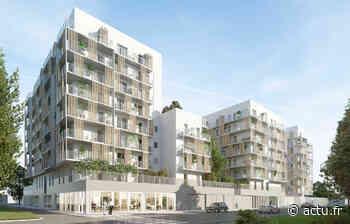Essonne. À Ris-Orangis, 141 logements, une crèche et un espace de coworking vont voir le jour - Actu Essonne