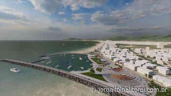 Molhe do Rio Perequê: Porto Belo recebe projeto elaborado pela ACIP - Jornal Folha do Litoral - Jornal Folha do Litoral