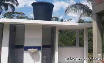 Proyecto construcción de unidades sanitarias en veredas de Paicol - Noticias