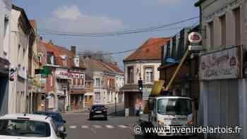 Le commerce local d'Auchel, Lillers et Calonne-Ricouart aidé par Petites villes de demain - L'Avenir de l'Artois