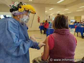 Villa de Merlo: este miércoles se convocaron a 528 personas de 6 localidades para recibir su vacuna - Infomerlo.com