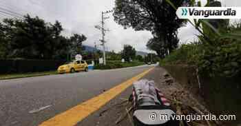 Otra muerte en la autopista a Piedecuesta y la respuesta estatal sigue siendo ninguna - Vanguardia