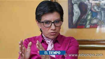 Claudia López se enfrenta ahora a Carlos Antonio Lozada - El Tiempo