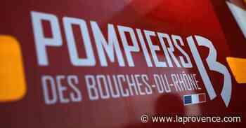 Un incendie important en cours à Saint-Chamas - La Provence