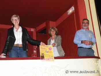 Jonzac : les Instants musicaux retrouvent le théâtre du Château - Sud Ouest