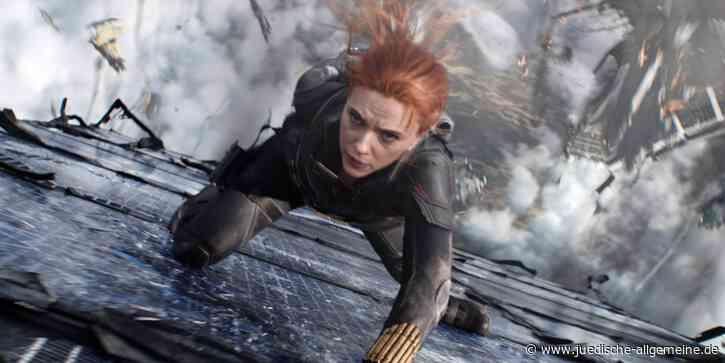 Scarlett Johansson als Schwarze Witwe - Jüdische Allgemeine
